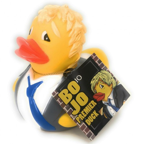 Yarto BoJo Boris Johnson Duck