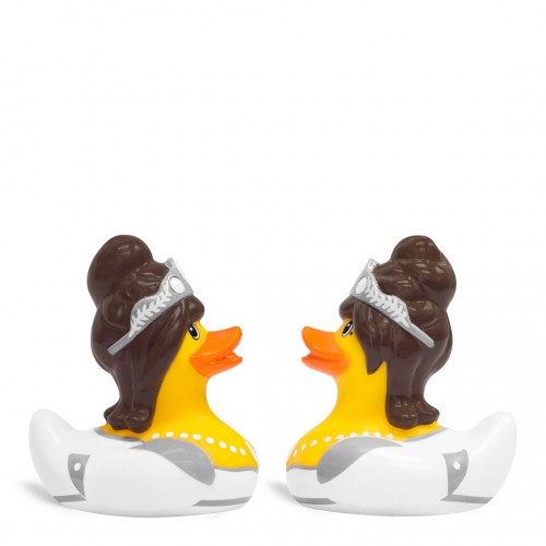 Bud Ducks Mini Deluxe Bride & Bride Ducks