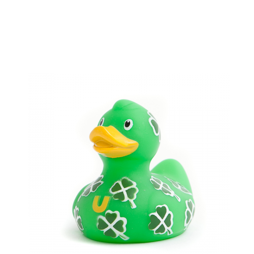 Mini Luxury Clover Patch Duck