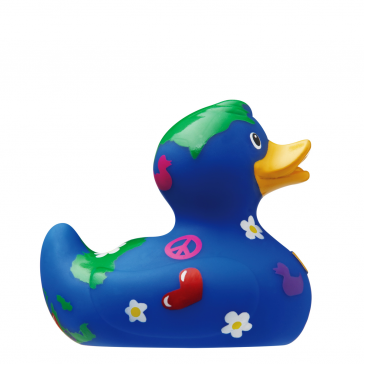 Bud Ducks Luxury Peace Planet Duck