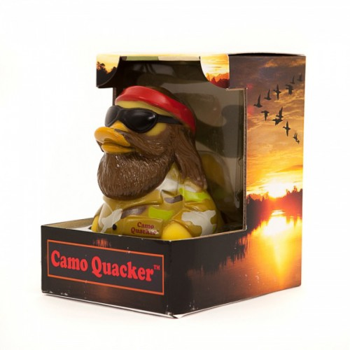 CelebriDucks Camo Quackers Duck