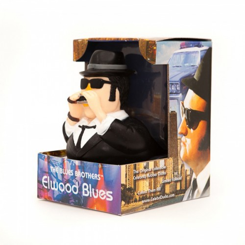 CelebriDucks Elwood Blues Duck