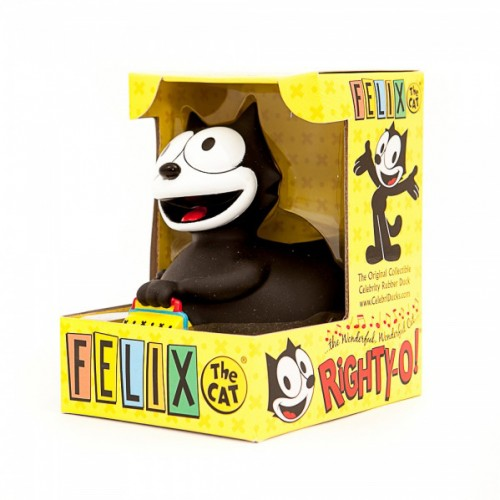 CelebriDucks Felix the Cat Duck
