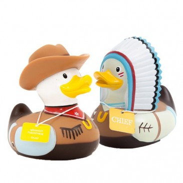 Bud Ducks Cowboys and Indians Pack
