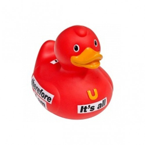 Bud Ducks Luxury Message Duck
