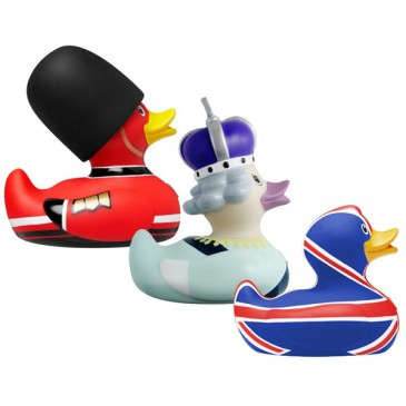 Bud Ducks The Brit Pack