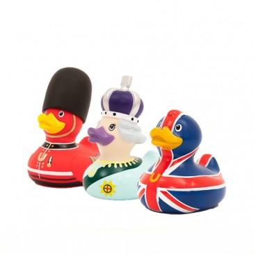 Bud Ducks The Mini Brit Pack