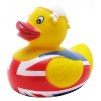 Yarto Union Jack [with Hanky] Duck