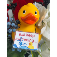 just keep swimming tag